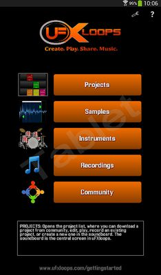 Image 7 of uFXloops Music Studio