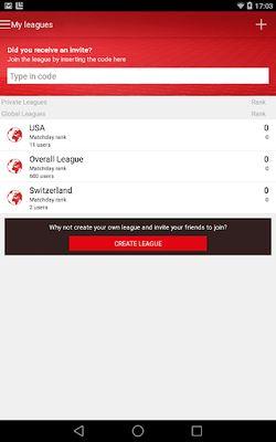 Fantasy UEFA Euro Qualifiers screenshot apk 9