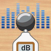 Ícone do Decibelímetro : Sound Meter