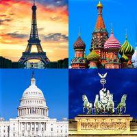 Icono de Capitales de países del mundo