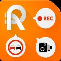 Roadly dashcam & speed camera icon