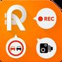 Roadly dashcam & speed camera