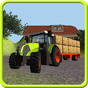 Tractor Simulador 3D: Heno