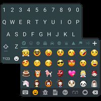 Emoji Keyboard Lite - Smiley, GIF, Symbol, Kaomoji icon