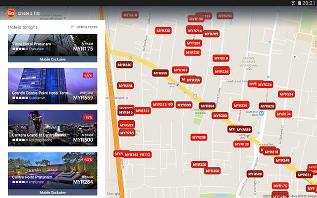 Image 12 of AirAsiaGo - Hotels & Flights