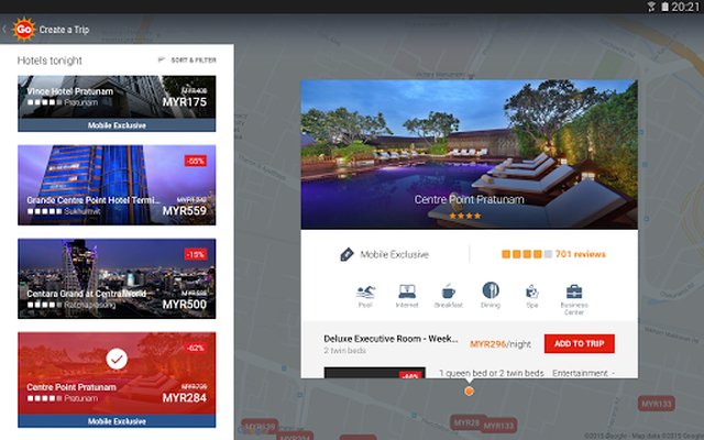 Image 13 of AirAsiaGo - Hotels & Flights