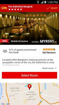 Image 9 of AirAsiaGo - Hotels & Flights