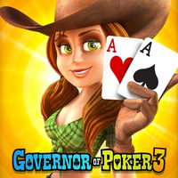Icono de Governor of Poker 3 - PÓKER HOLDEM ONLINE GRATIS