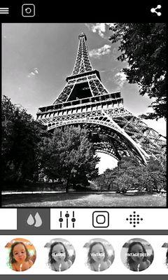 Image from BlackCam - Black & White Camera