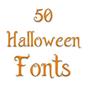 Halloween Fonts for FlipFont