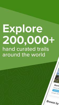 Image 4 of AllTrails - Hiking, Trail Running & Biking Trails