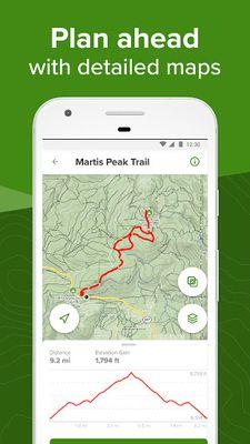 Image 2 of AllTrails - Hiking, Trail Running & Biking Trails