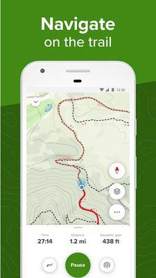 Image 1 of AllTrails - Hiking, Trail Running & Biking Trails