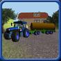 Tractor Estiércol Transport 3D