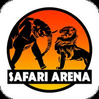 Ikon Safari Arena: Animal Fighter
