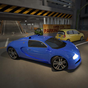 Nuit Garage Parking 3D