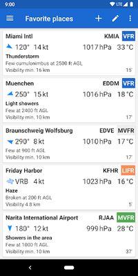 Image 10 of Avia Weather - METAR & TAF