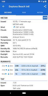Image 9 of Avia Weather - METAR & TAF