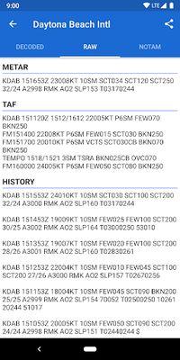 Image 8 of Avia Weather - METAR & TAF