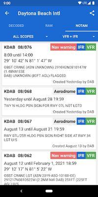 Image 7 of Avia Weather - METAR & TAF