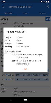 Image 3 of Avia Weather - METAR & TAF