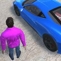 Ícone do Real City Car Driver 3D