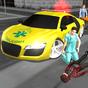 Crazy Ambulance pilote 3D