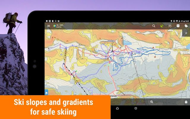 Image 2 of Locus Map Free - Outdoor GPS