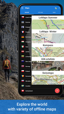 Image 15 of Locus Map Free - Outdoor GPS