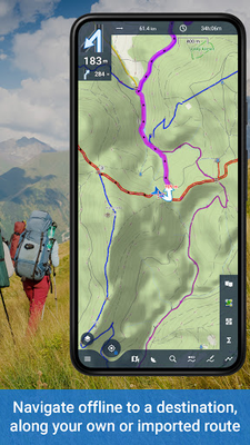 Image 14 of Locus Map Free - Outdoor GPS