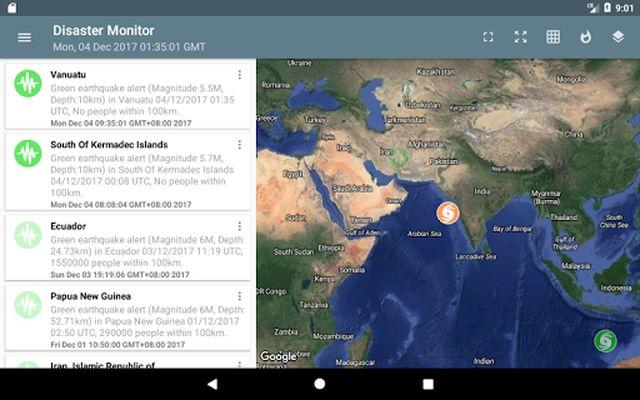 Image 5 of Natural Disaster Monitor