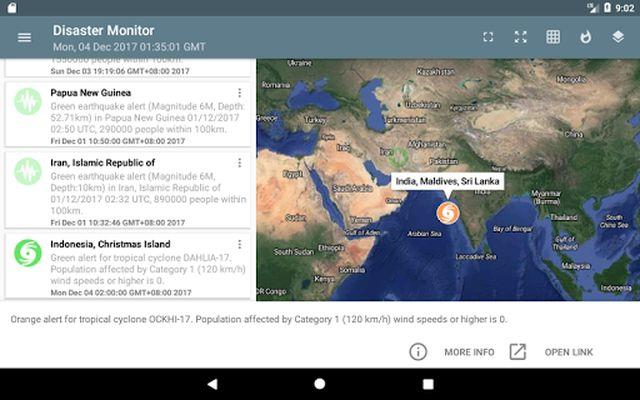 Image 4 of Natural Disaster Monitor