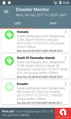 Image 13 of Natural Disaster Monitor