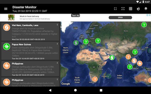 Image 7 of Natural Disaster Monitor