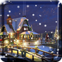 Snow Night Live Wallpaper HD