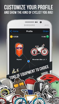 Image 1 of KAPPO!  - GAME FOR CYCLISTS