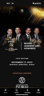 Globe Soccer Image 4