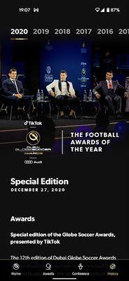 Globe Soccer Image 1