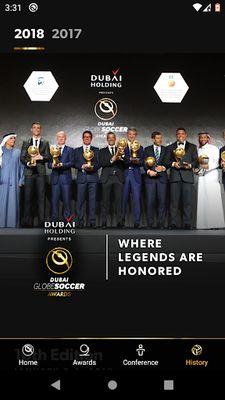 Globe Soccer Image