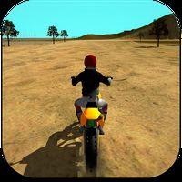 Motocross Moto Simülatörü Simgesi
