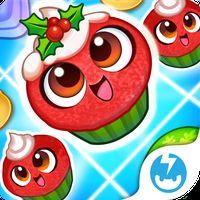 Ícone do Cupcake Mania Christmas