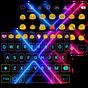Electric Neon Emoji Keyboard  APK