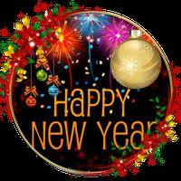 Ícone do Molduras de Feliz Ano Novo