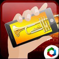 Ícone do Jogar de sopro trompete
