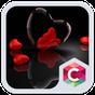 Romantic Red Heart Theme