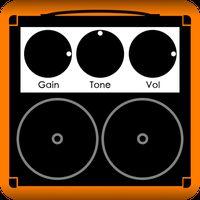 Ícone do Amp Guitarra, Efeitos, Pedais