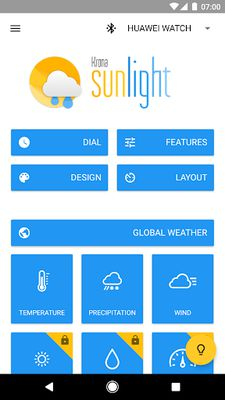 Image 7 of Krona Sunlight Watchface