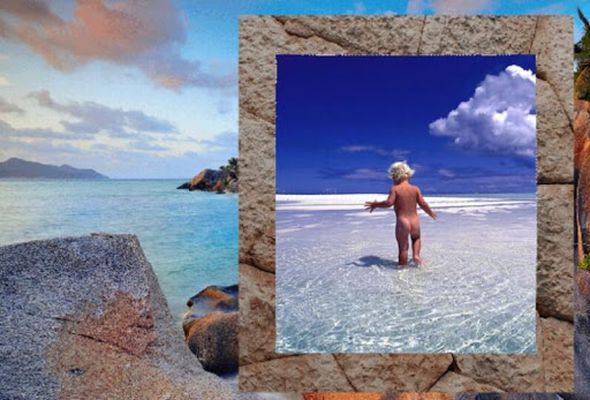 Picture 5 of Beach Photo Frames