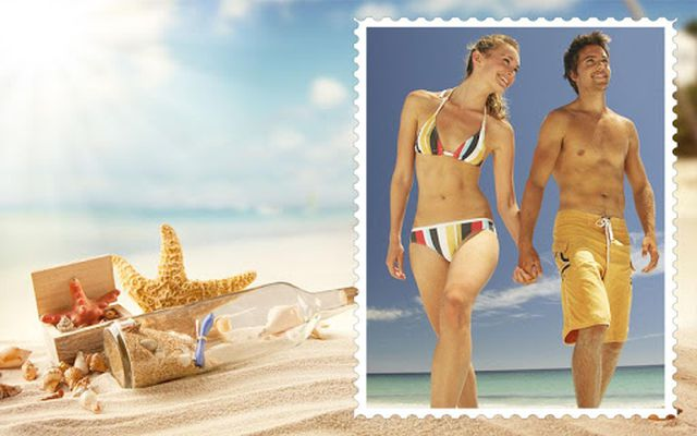 Picture 7 of Beach Photo Frames