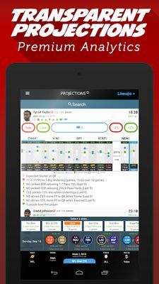Image 3 of LineStar for FanDuel